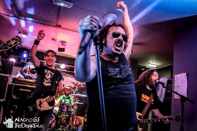 Noche rock en Oviedo