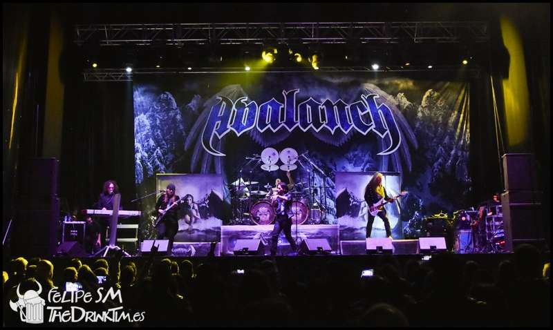 Avalanch en Llanera