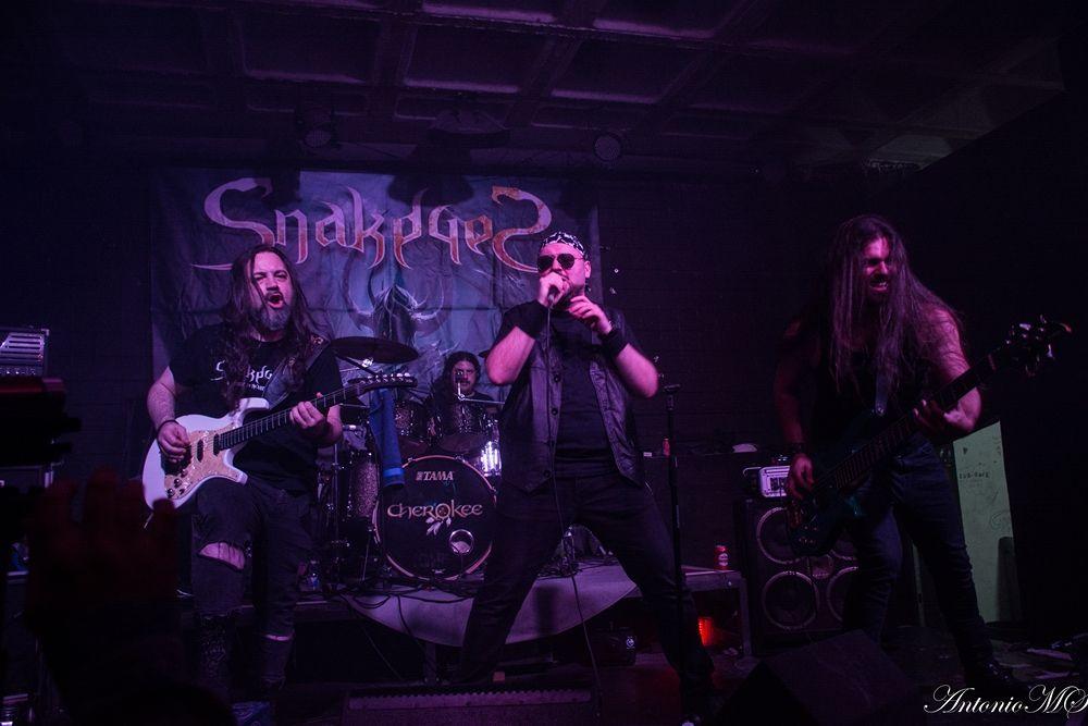 Snakeyes y Cherokee en Salamanca