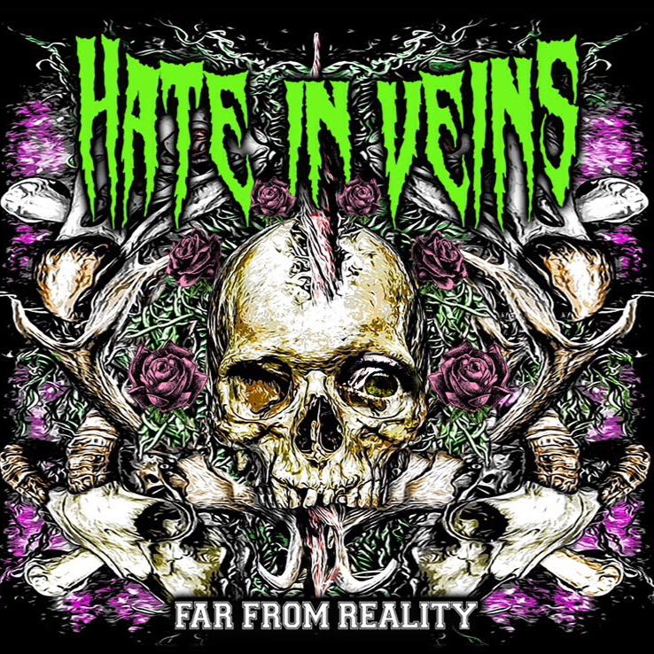 "Hate In Veins - ""Far From Reality"""