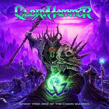 "Gloryhammer – ""Space 1992: Rise of the Chaos Wizards"""