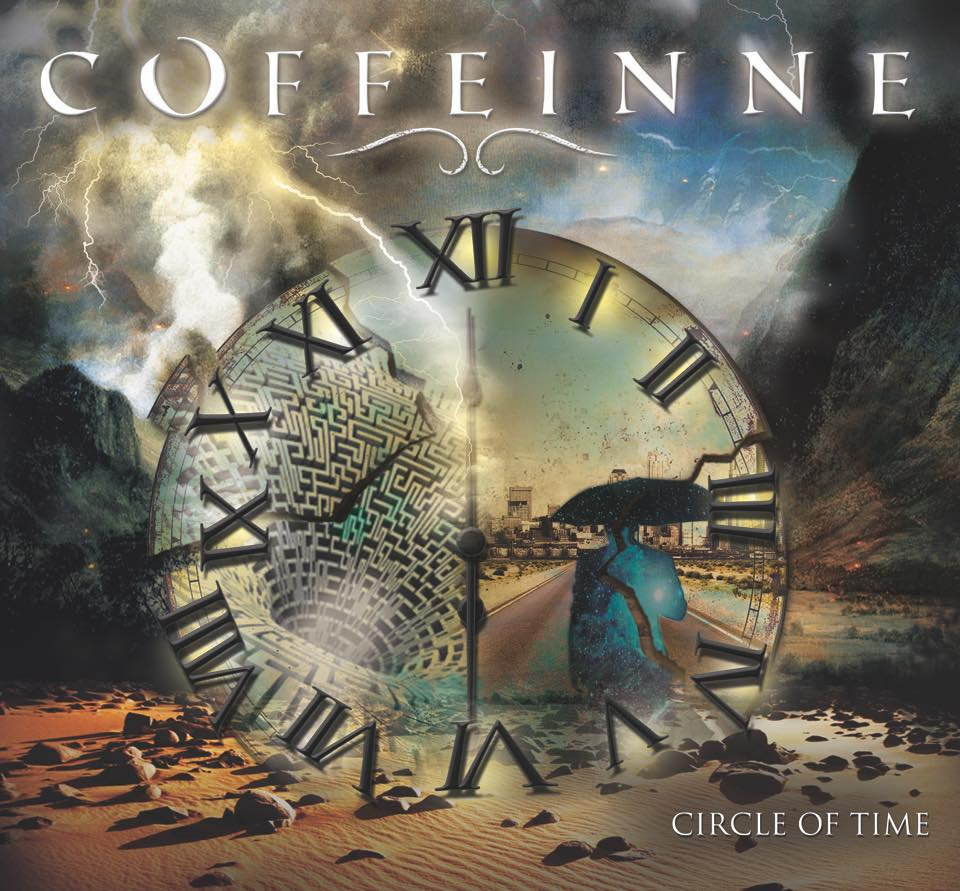 "Coffeinne – ""Circle Of Time"""