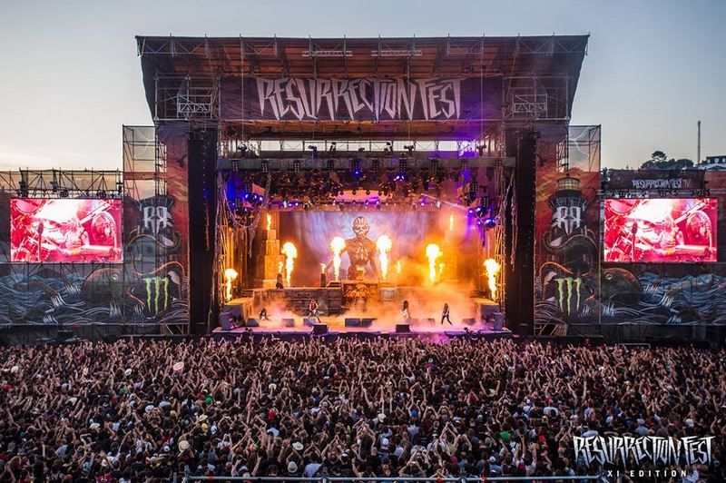 Resurrection Fest '16