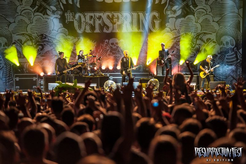 Resurrection Fest 2016 - Día 2 (08-07-16)