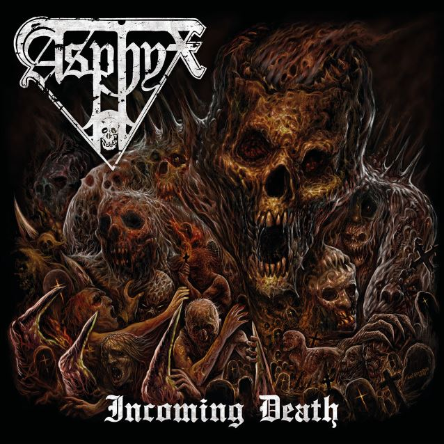 "Asphyx – ""Incoming Death"""