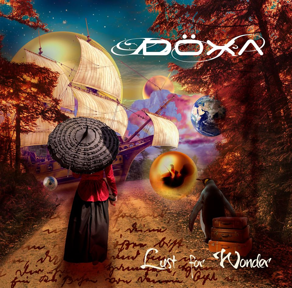 "Döxa - ""Lust for Wonder"""