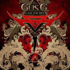 "Gus G - ""I Am the Fire"""
