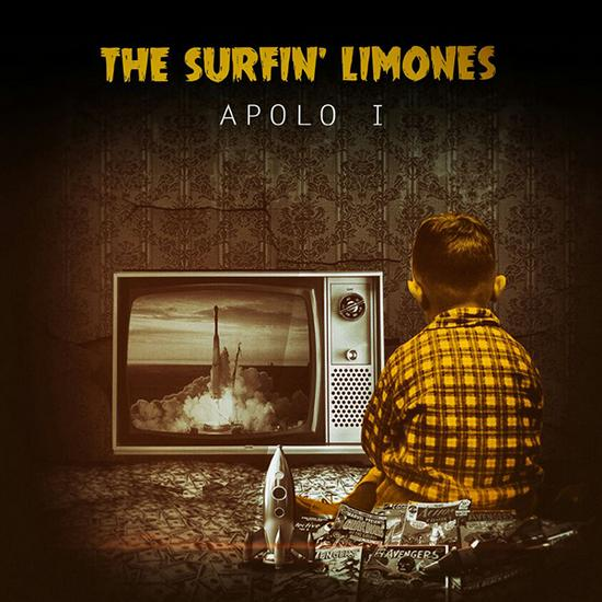 "The Surfin' Limones  - ""Apolo I"""